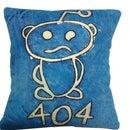 How to Make a Batik Print Reddit 404 Pillow Cover