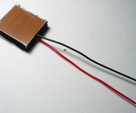 DIY Force Sensitive Resistor (FSR)