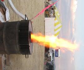 Barrel Incinerator