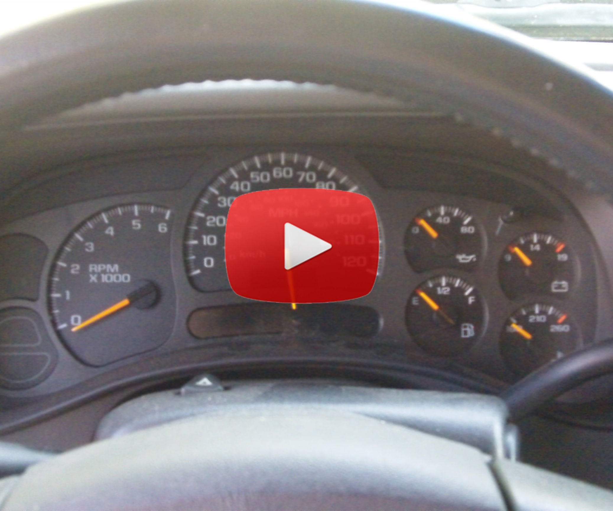 how to repair a gm instrument cluster at home - speedometer and all gauges   for silverado, tahoe, yukon, suburban, sierra, h2, avalanche and other  2003,