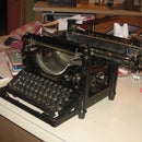 How to use a typewriter
