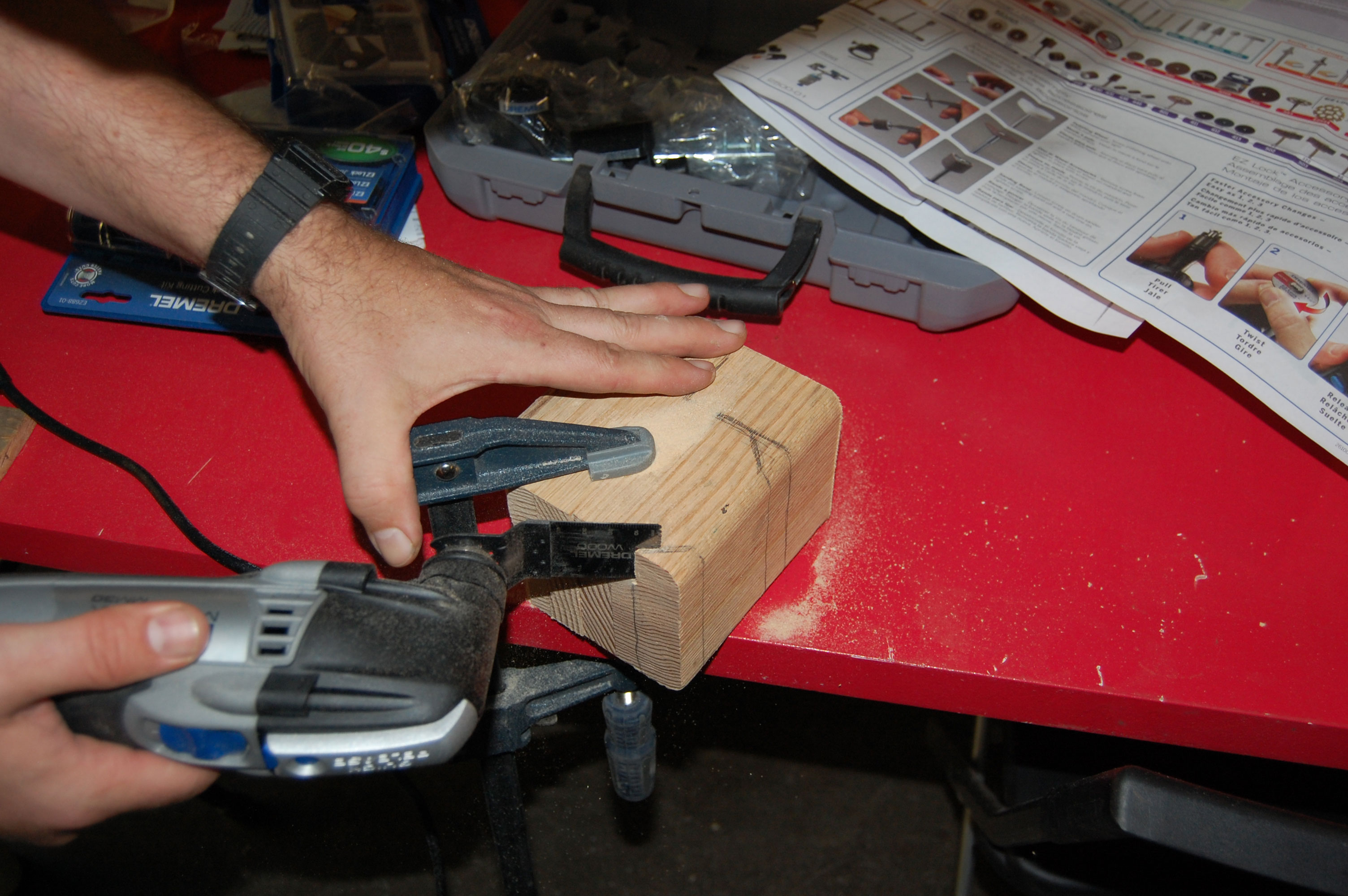 Picture of Rough Cuts