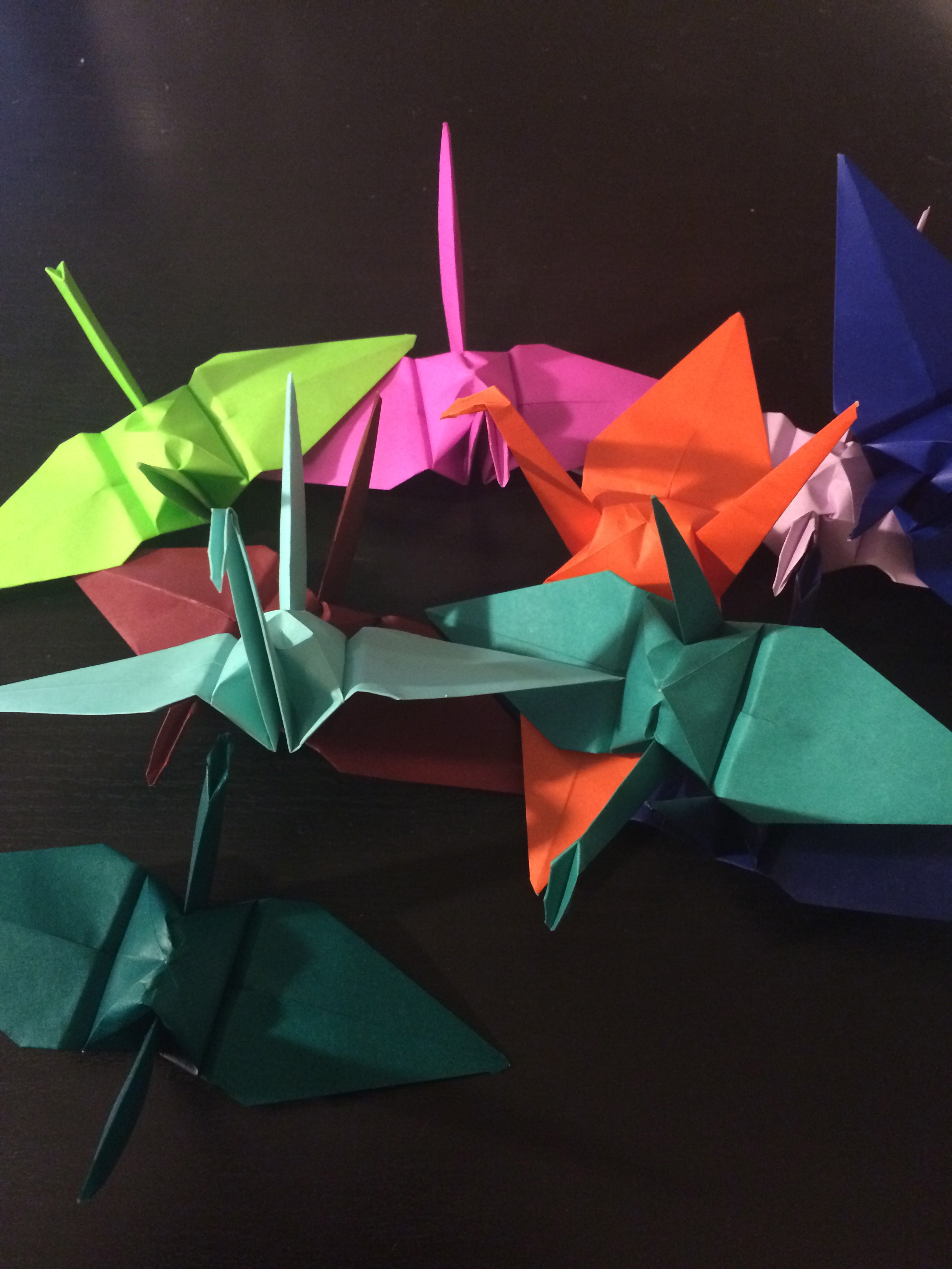 Picture of How to Fold a Paper Crane