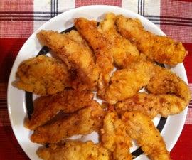 Gluten-Free Chicken Fingers