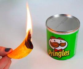 5 Pringles Tricks   Simple Life Hacks