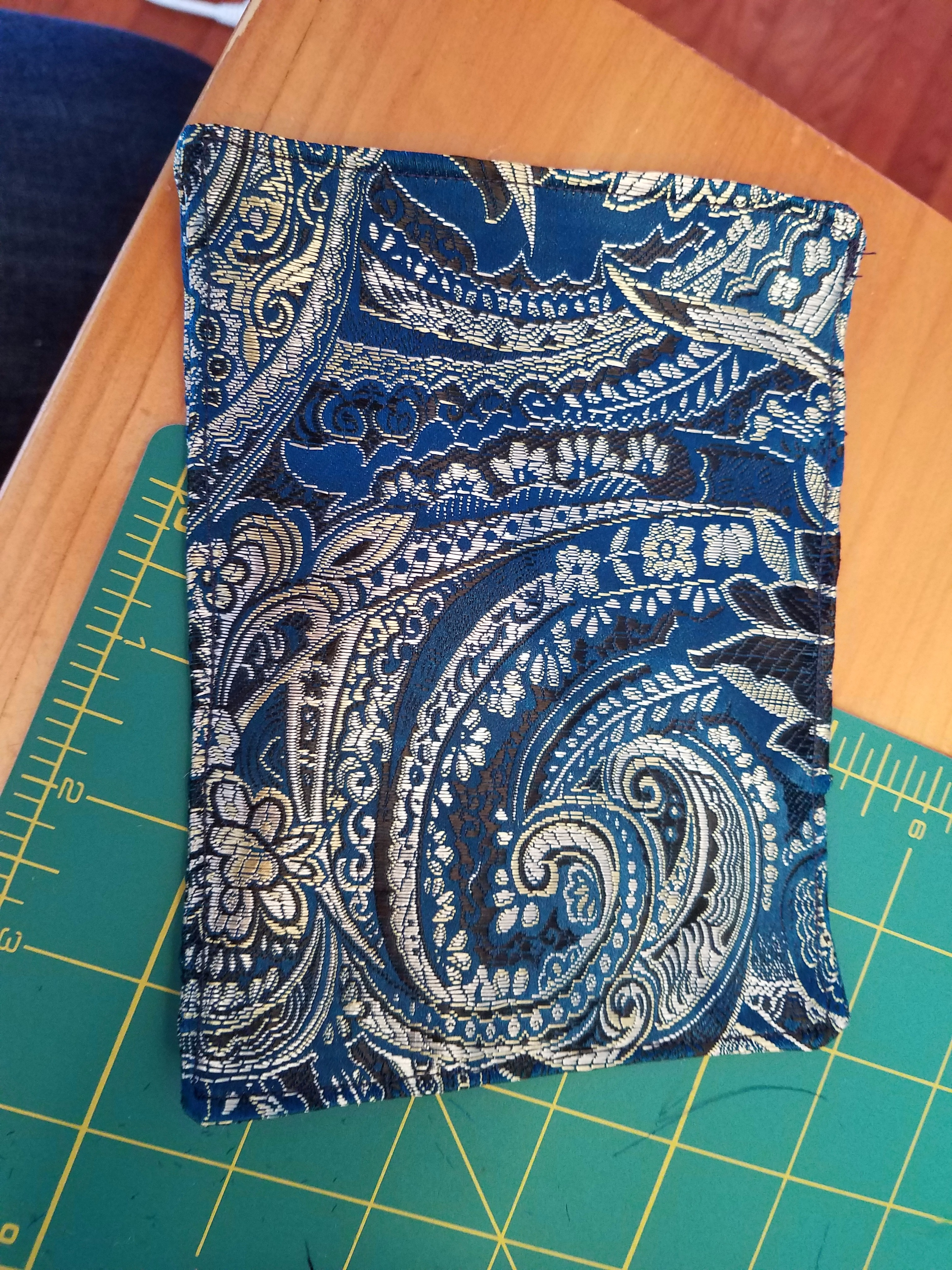 Picture of Sew Bag Liner and Pockets