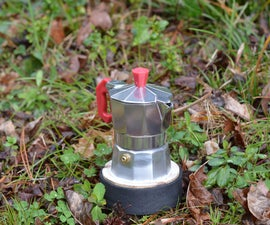 Espresso on the Go - Perfect Battery Powered Makineta