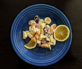 Zesty Fruit Salad
