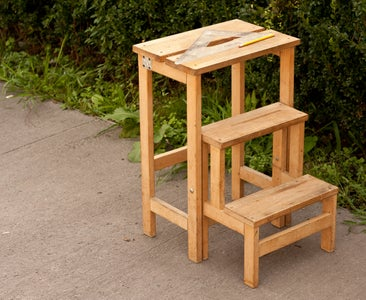 Foldable Stool-Step [UPDATED]