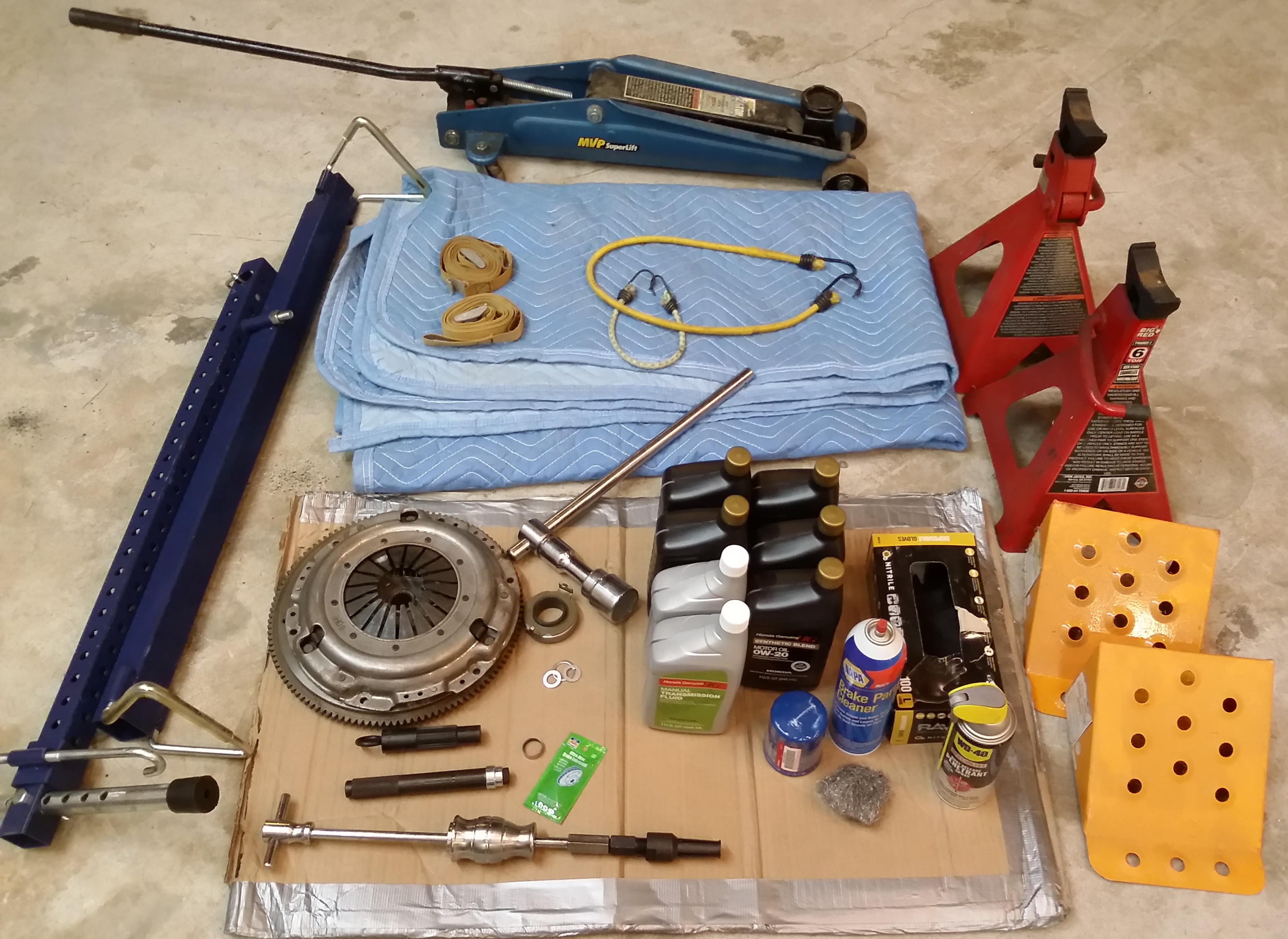 Picture of Required Tools & Supplies