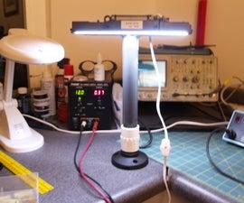 Scanner Parts - Desk Lamp