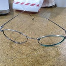 New Finish Eye Glasses Frames