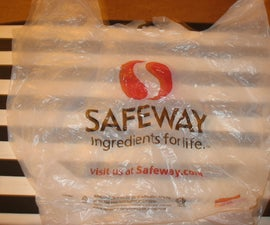 Plastic Bag Fabric!
