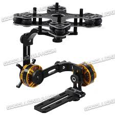 Assembly the Free Axis Stabilizer (Gimbal)
