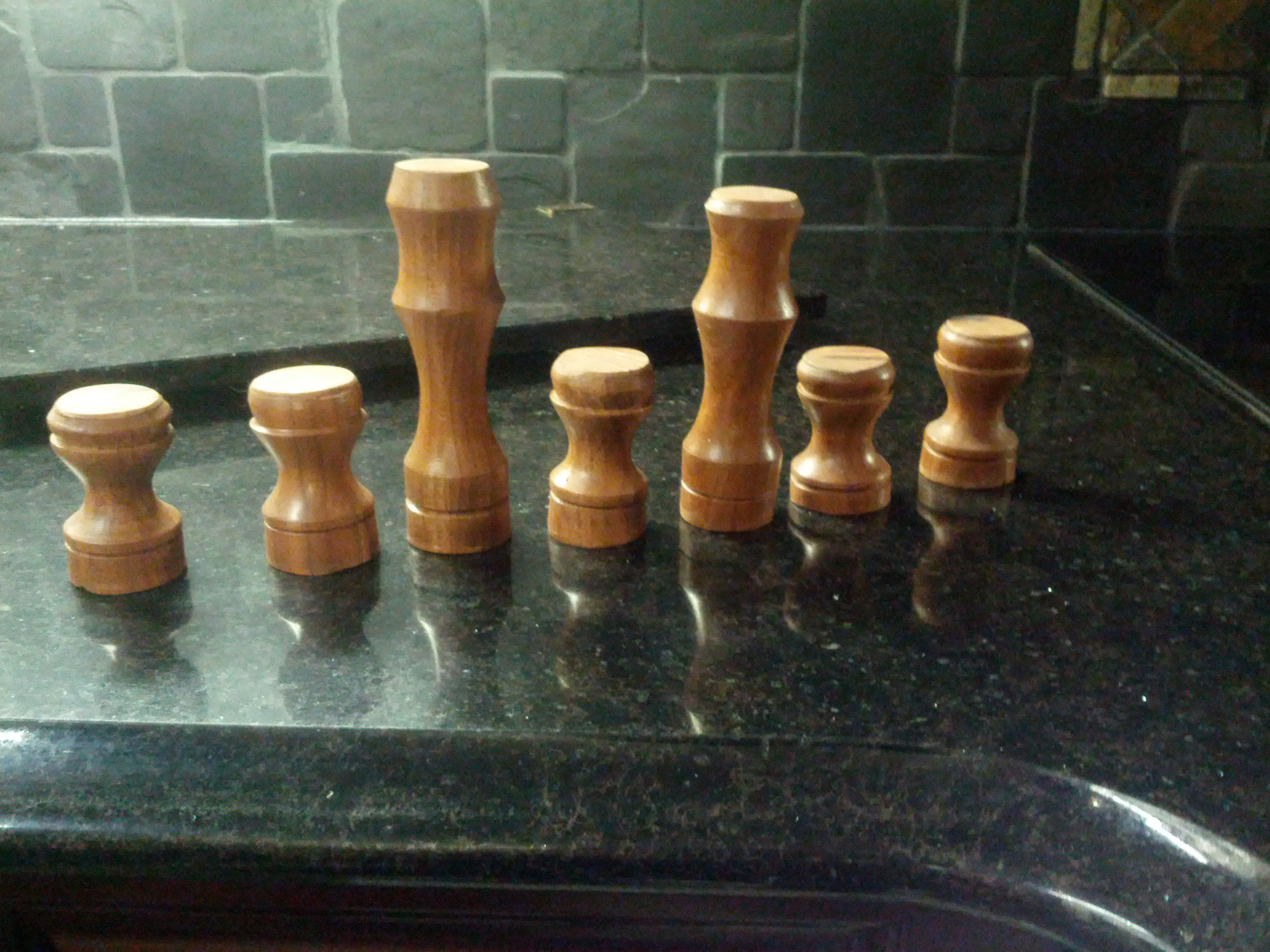 Picture of Making Your Chess Pieces