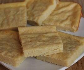 Vanilla Protein Corn Bread