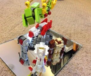 Micro Lego Pokemon Team 1