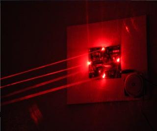 The Multi-Program Laser Tripwire Set - Video User Manual!