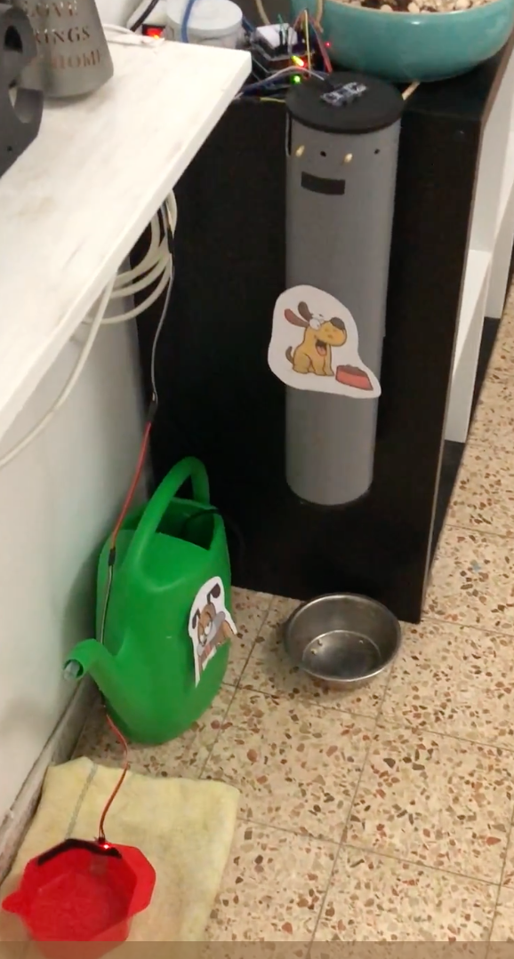 Picture of IDC2018IOT Connected Pet Food, Water and Monitor System