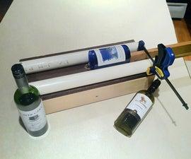 Simple Adjustable Glass Bottle Cutter