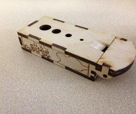 Laser Cut Whistle