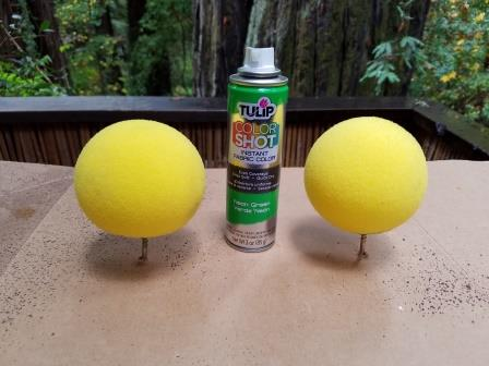 Picture of Ready Foam Balls to Paint