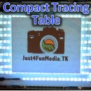 Compact LED Light Table