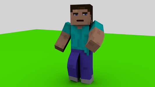 How to Animate Minecraft