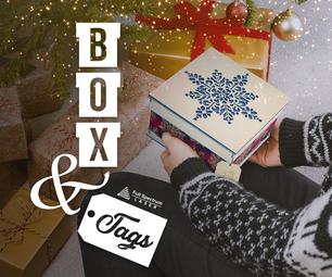 Holiday Box & Tags