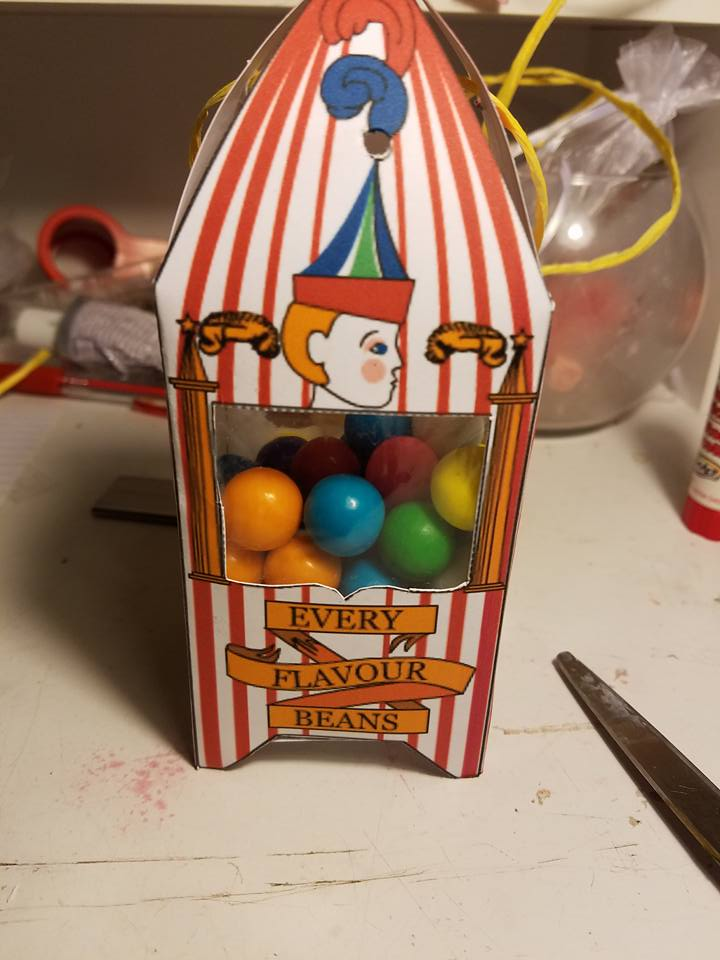 Picture of Bertie Botts Every Flavor Beans