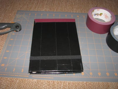Attach Top Cover and Cover Elastic