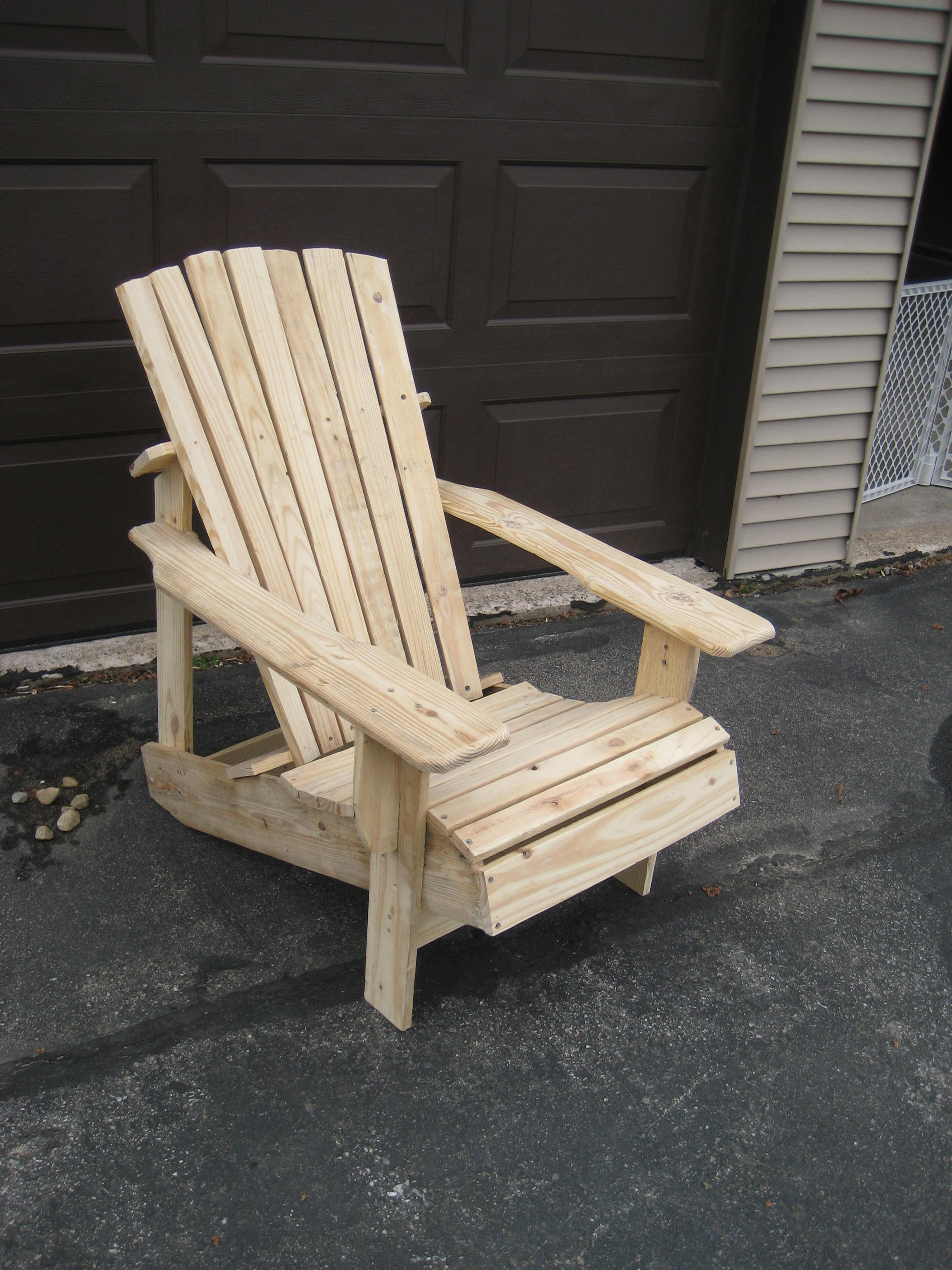 Pallet Adirondack Chair : 7 Steps (with Pictures) - Instructables