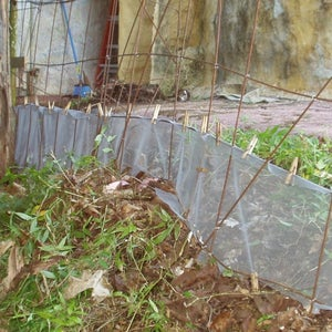 Defining the Top and Bottom Edges of the Retaining Wall