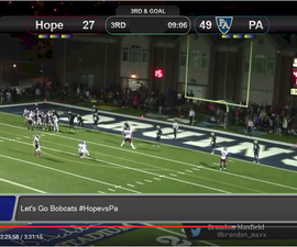 How to live stream a sporting event