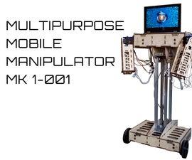 Multipurpose Mobile Manipulator Mk 1