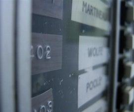 Apartment Buzzer- Automatic Entry with Elastix IVR