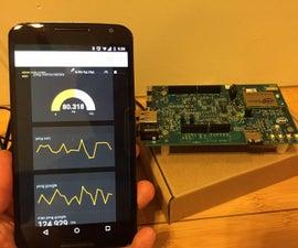 Intel Edison Sensor Dashboard Using Freeboard/Python/Flask (minimal programming necessary)
