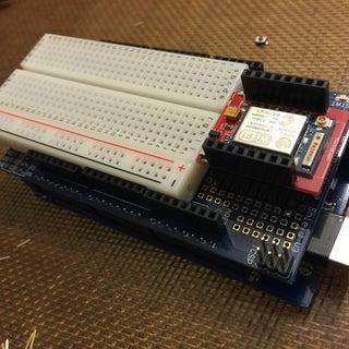 Make ESP8266 REV-12 Prototype Friendly