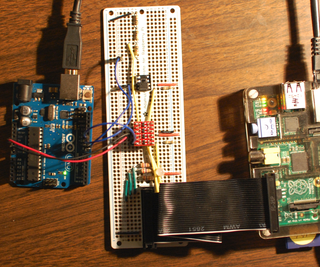Arduino to RPi:  Three Ways to Convert 5 Volts to 3.3 Volts