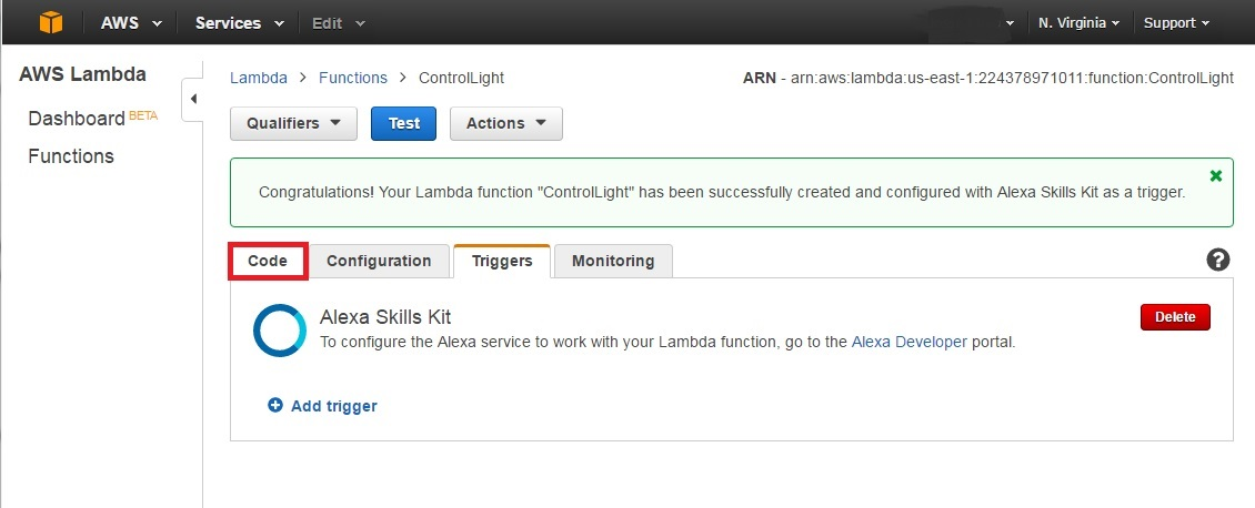 Picture of AWS Lambda 6