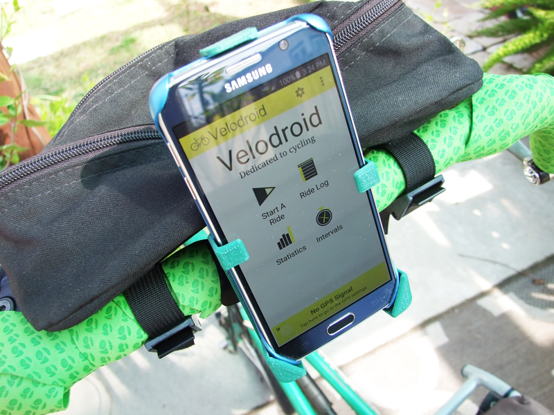 Picture of Cell Phone Bike Cradle for Galaxy S Series