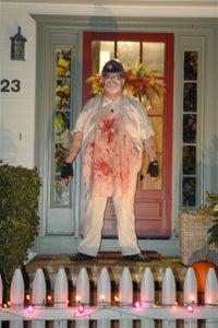 My Haunted House Costume's Evolution