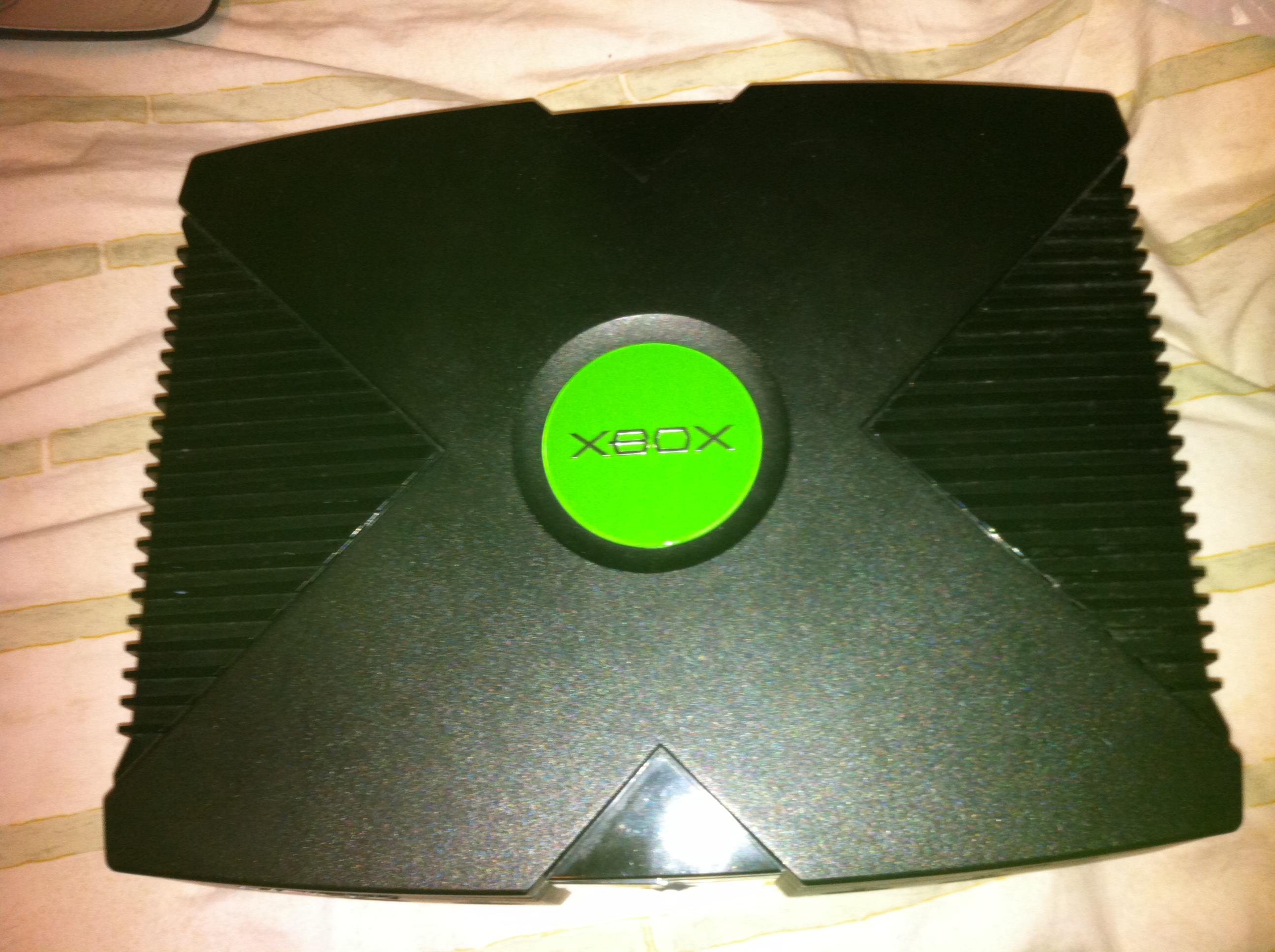 Picture of Xbox Original Desktop PC