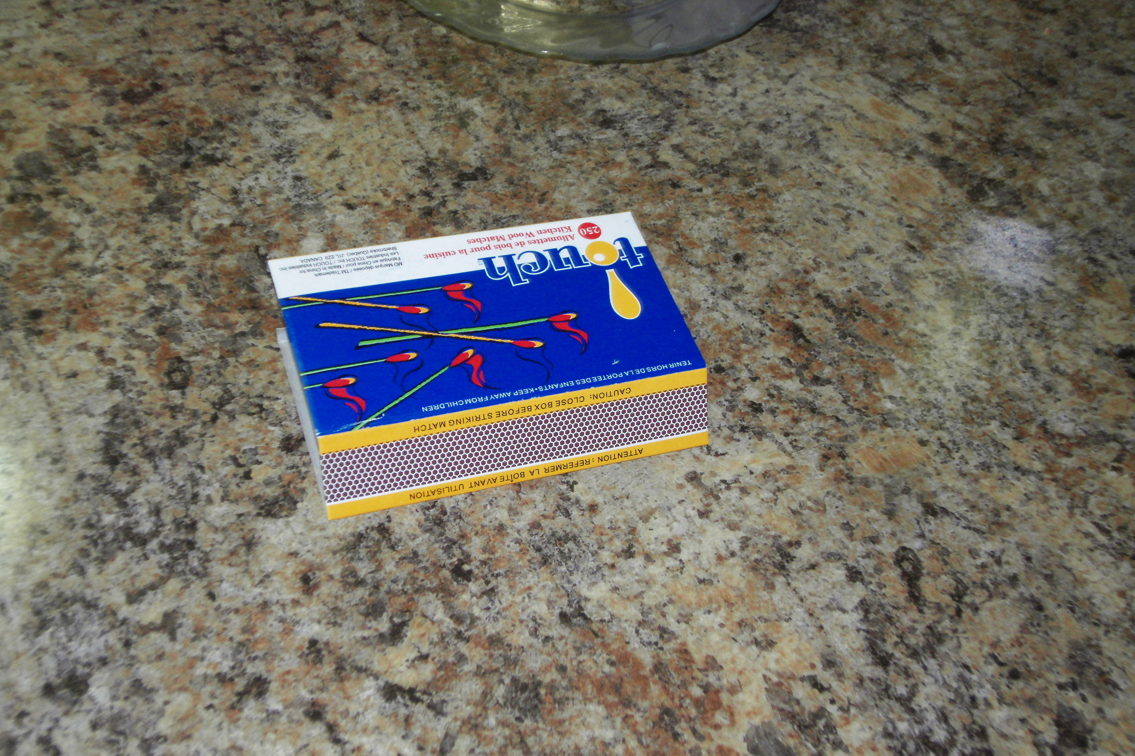 Picture of Cut the Matchbox