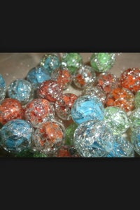 Cracked Marbles
