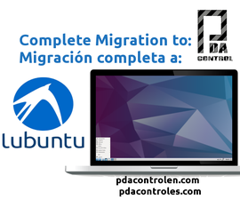 Full Migration to Lubuntu Operating System