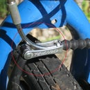 SILENCE those rattling V-Brakes! (ninja style)