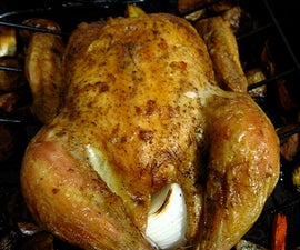 Simple and tasty roast chicken!