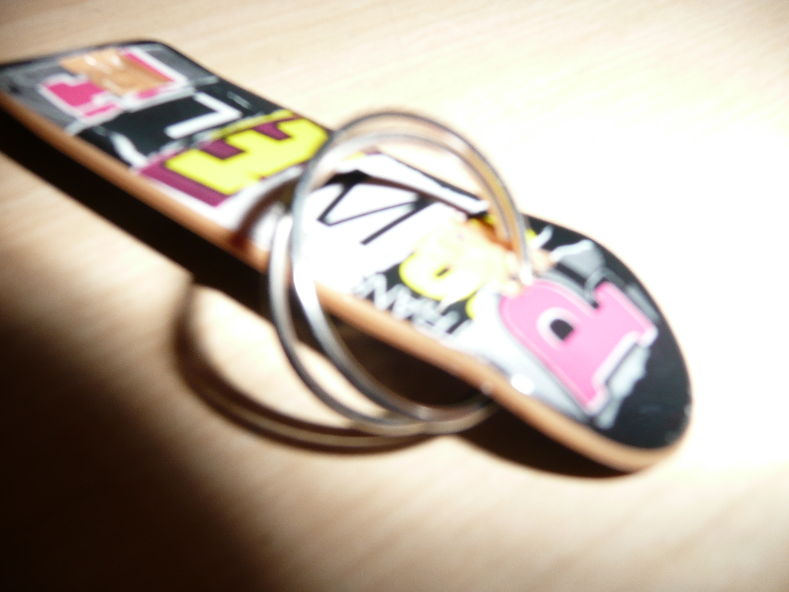 Picture of INSERT the Keychain