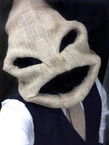 Oogie Boogie Mask